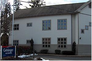 Geisinger CMC Hospital ER - Scranton, Pennsylvania